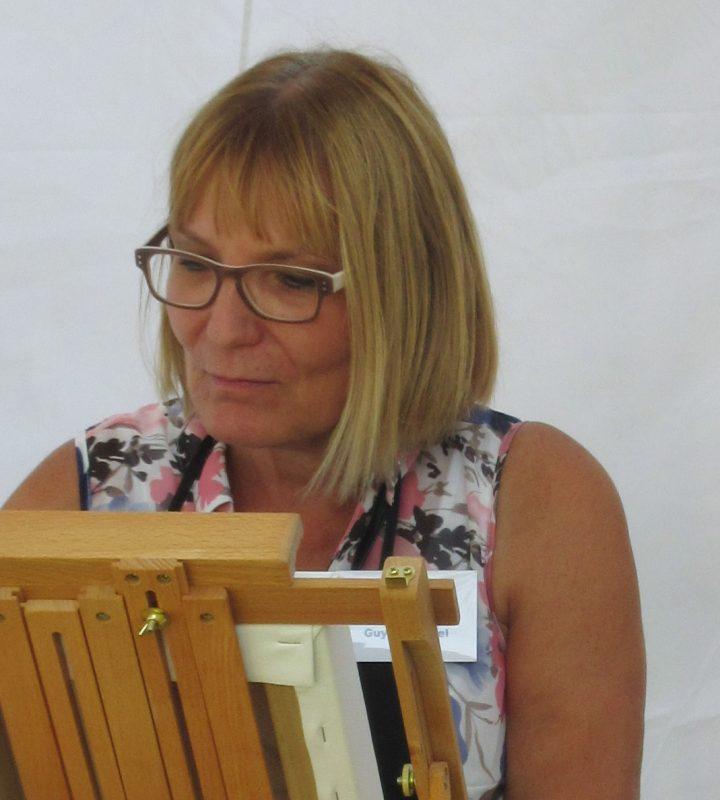 Guylaine Ruel - artiste peintre