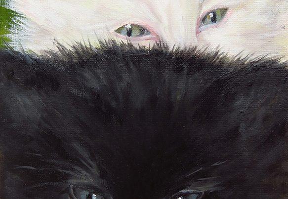 Le Yin et le Yang - Artiste Peintre - Guylaine Ruel