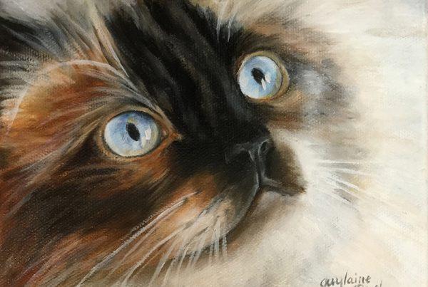 Charlot - Artiste Peintre - Guylaine Ruel