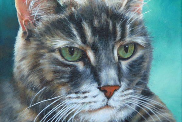 Lily - Artiste Peintre - Guylaine Ruel