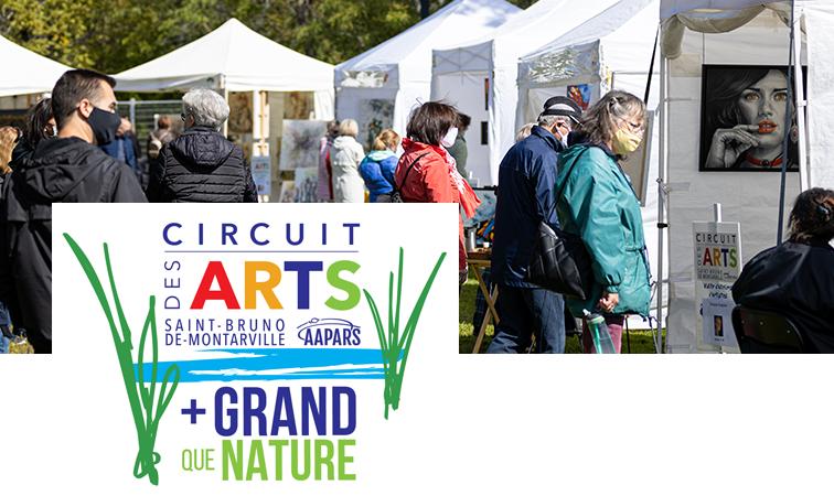 Circuit des Arts + GRAND que NATURE